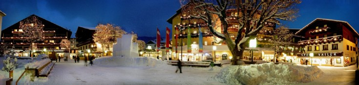 Winterpanorama Seefeld